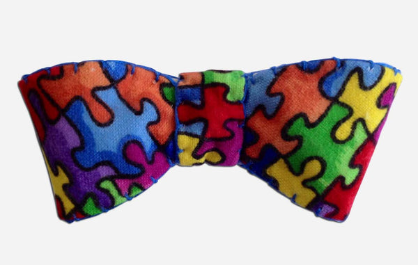 Bow Tie - Autism Awareness