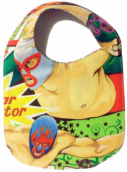 Bib - Lucha El Superstar Destructor