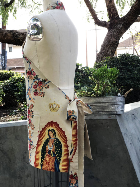 Apron (Women) - La Virgen