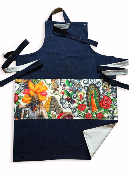 Aprons (Men) - Denim