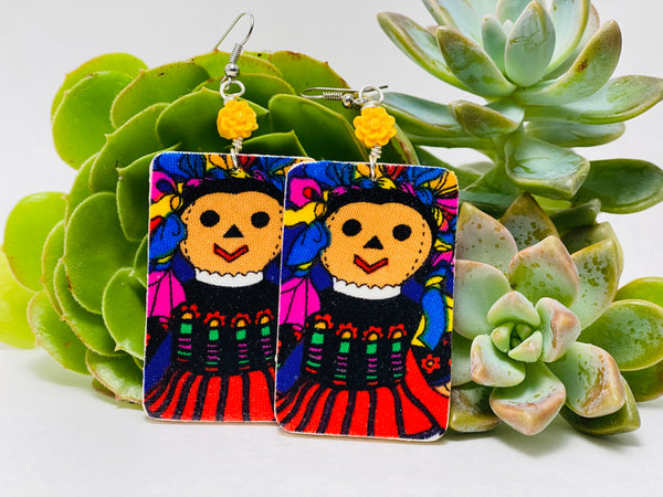 Earrings - Mi Muñeca