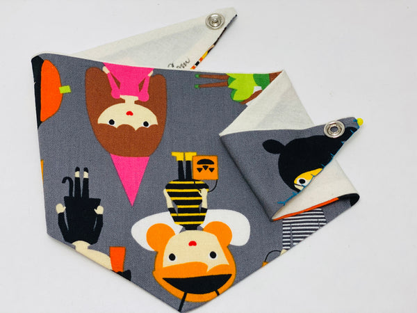 Doggy Hankie - Halloween (Small / Extra Small)