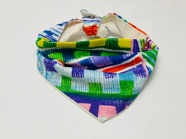 Doggy Hankie - La Native (Small / Extra Small)