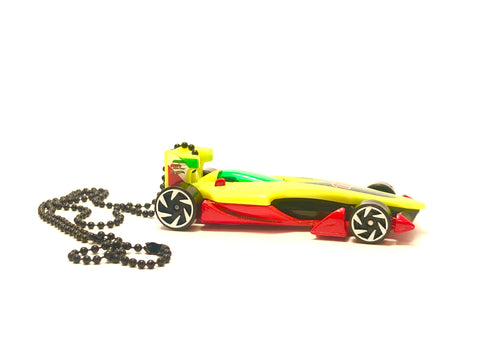 Chain Necklace - Hotwheels (Fantasy Racer)