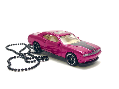 Chain Necklace - Hotwheels (Dodge Challenger)