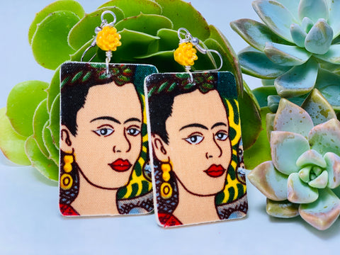 Earrings - Friducha