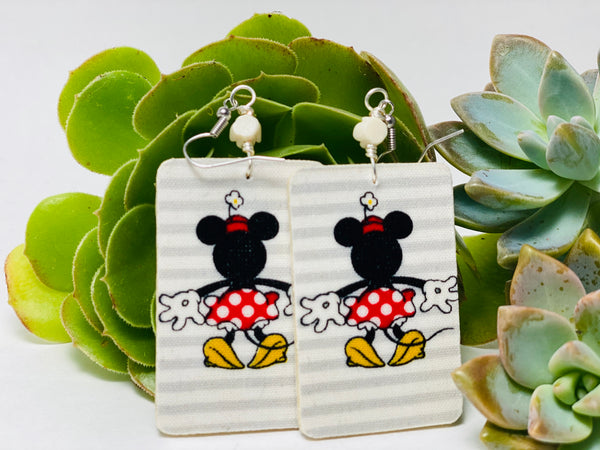 Earrings - La Minnie