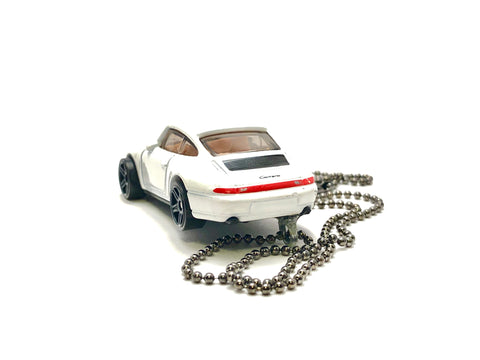 Chain Necklace - Hotwheels (1996 Porsche Carrera)