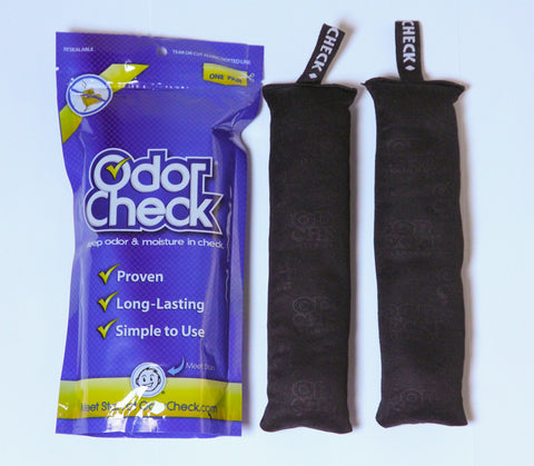 Odor Check - Extremely intelligent odor removal technology.
