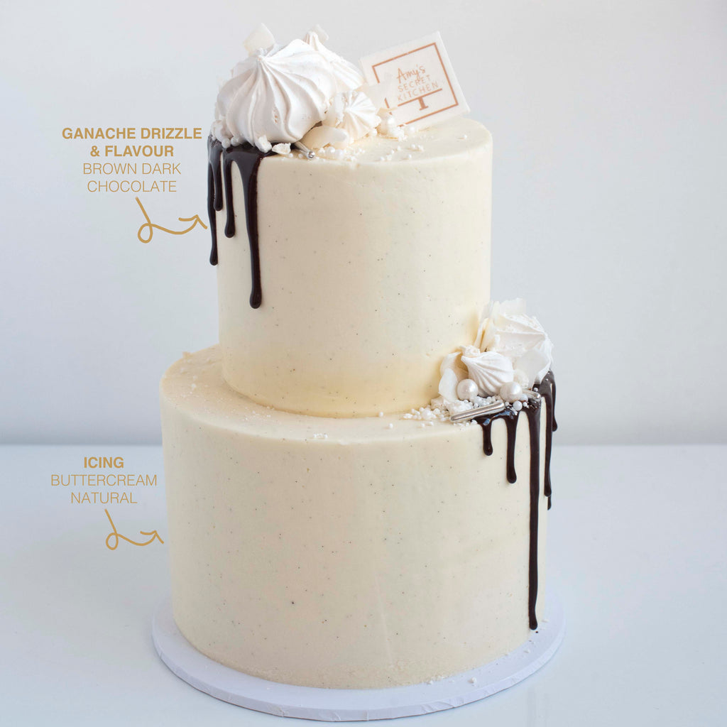Magnificent 2 Tiered Meringue Cake Amys Secret Kitchen Funny Birthday Cards Online Inifofree Goldxyz