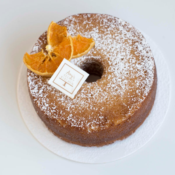 Seasonal Bundt Cake