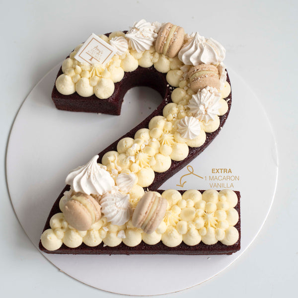 Single Number Cake