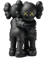 Together (Black), 2018 by Kaws