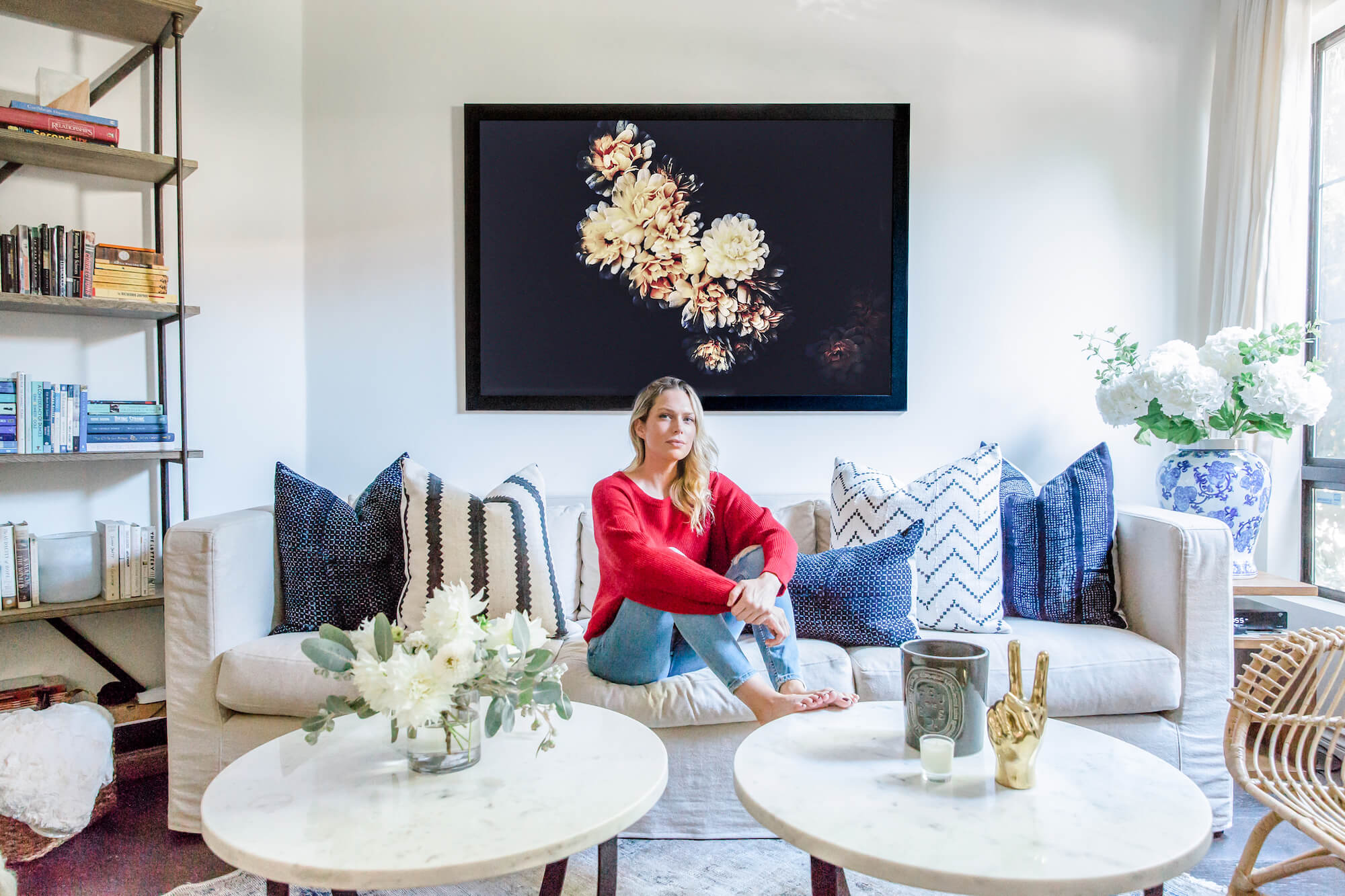 Erin Foster's Home Tour