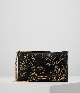 SMALL ENVELOPE WITH ETHNIC STUD DESIGN