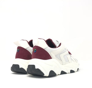 SNEAKER CHUNKY SOLE - WHITE