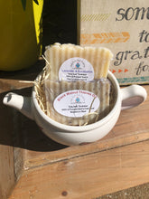 Load image into Gallery viewer, Always Grateful Sign + Teapot of Essential Oil Soaps