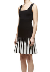 Lilia Pleat Dress