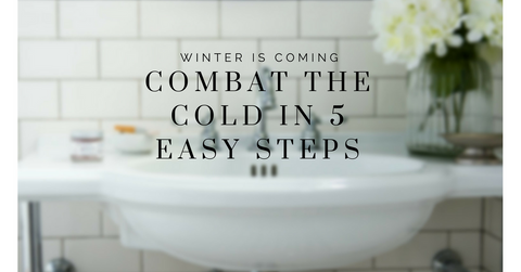 Combat the Cold in 5 easy steps