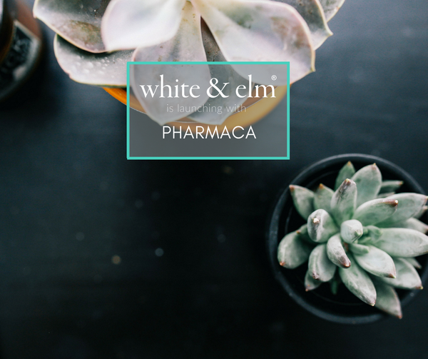 White and Elm is launching in a Pharmaca Store Near You!