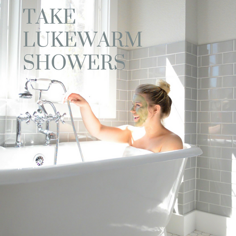 Combat the Cold in 5 Easy Steps showers