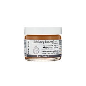 Exfoliating Enzyme Mask for Deeper Exfoliation