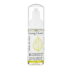Foaming Cleanser travel size