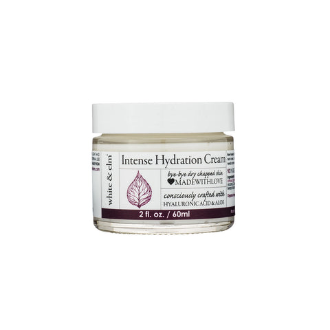 Intense Hydration Cream with Hyaluronic Acid