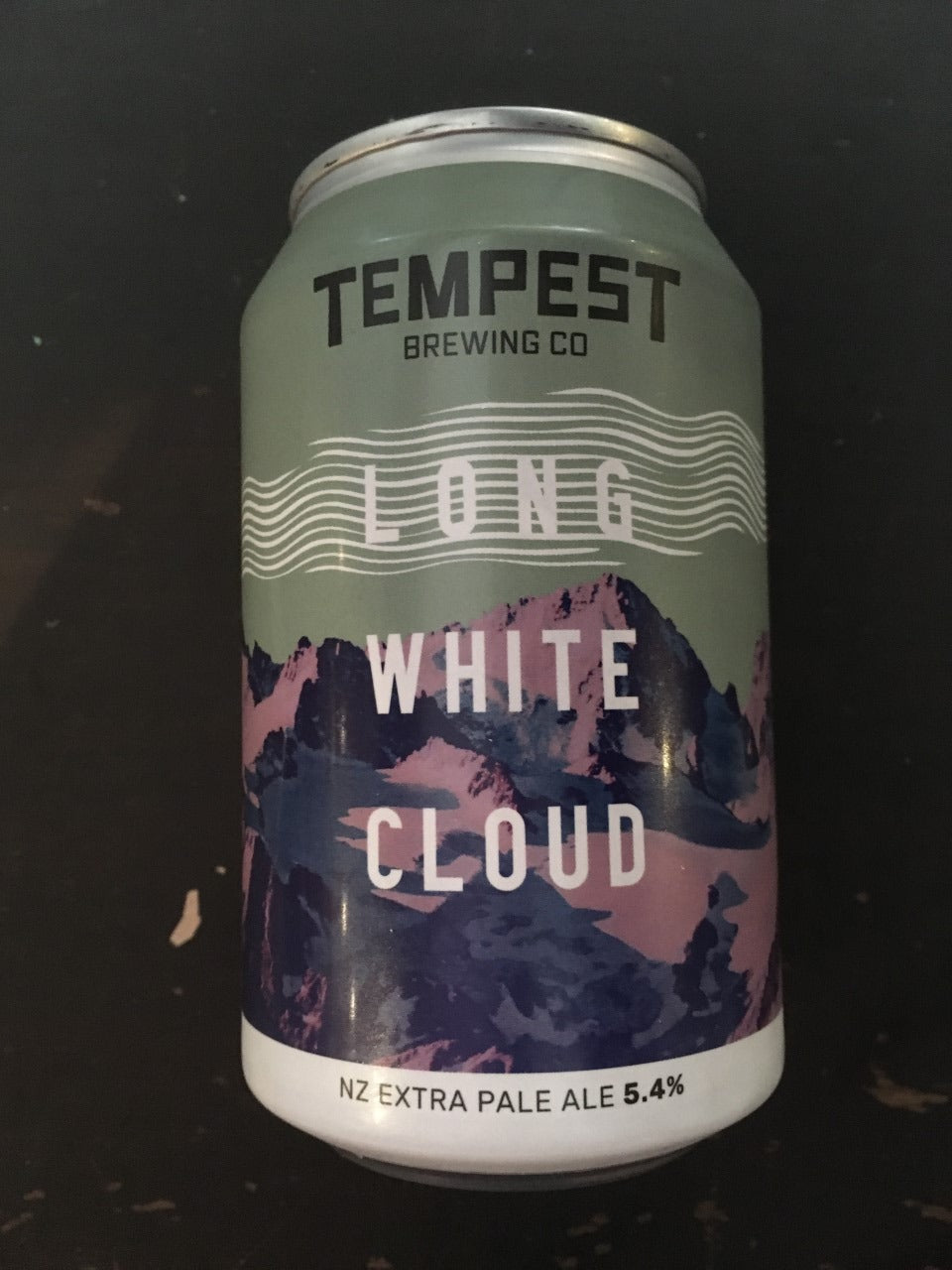 Six Tins Of Long White Cloud 33cl