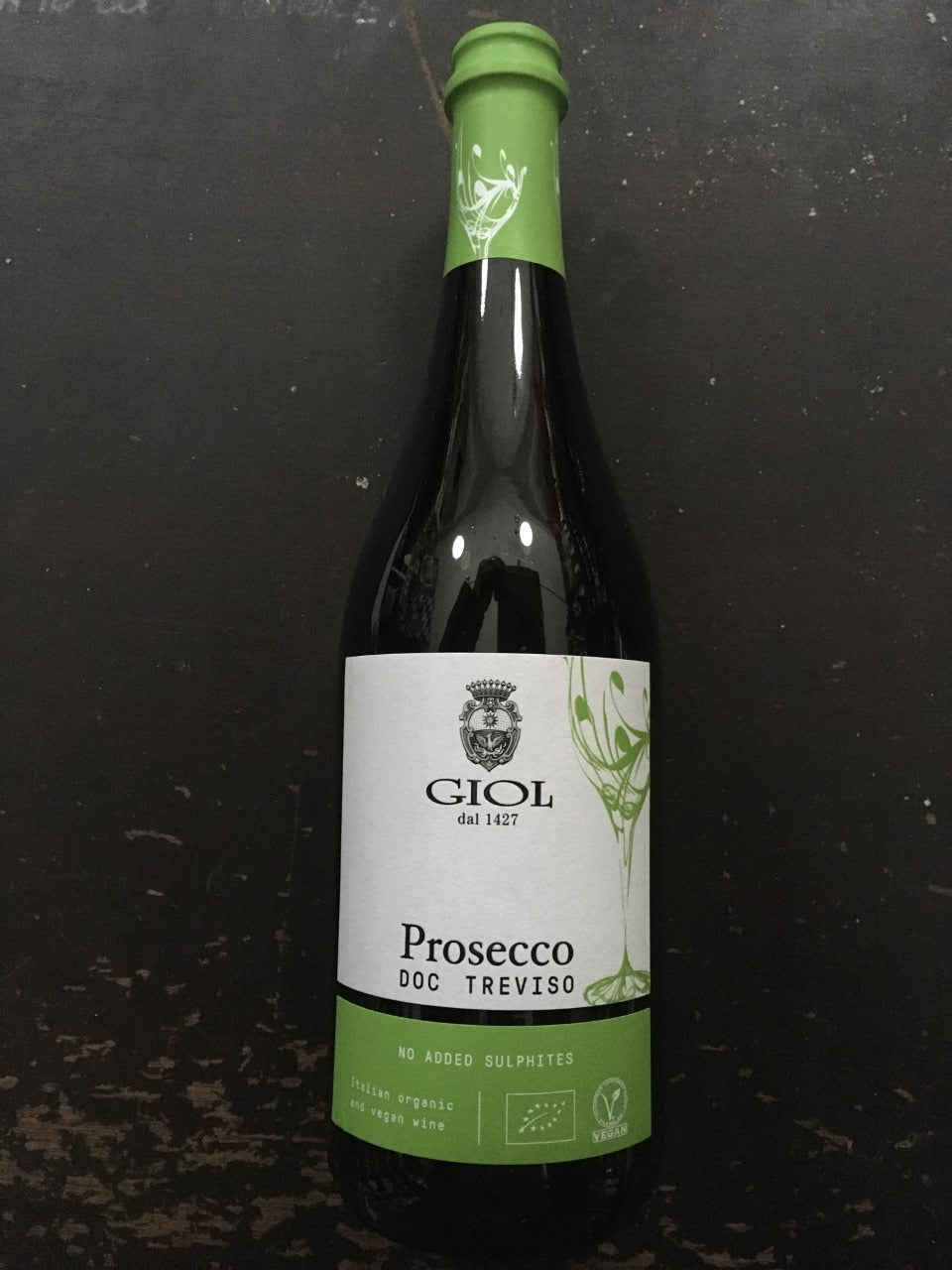 Giol No Added Sulphite Prosecco