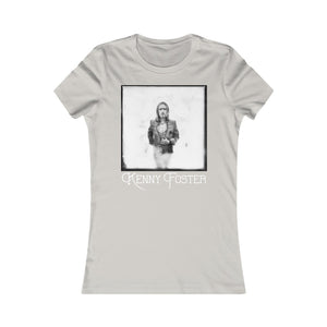 Kenny Foster - Women's Favourite Tee - Independent Muso