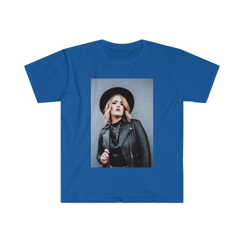 Elles Bailey - Men's Fitted Short Sleeve Tee - Independent Muso