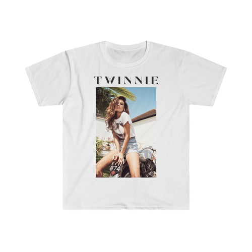 Twinnie - Men's Fitted Short Sleeve Tee - Independent Muso