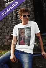 Load image into Gallery viewer, Demi Marriner - Men's Fitted Short Sleeve Tee