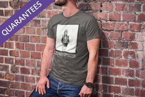 Kenny Foster - Men's Fitted Short Sleeve Tee