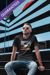 Laura Oakes - Men's Fitted Short Sleeve Tee