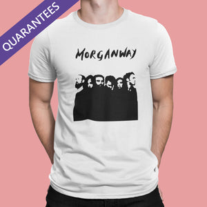 Morganway - Men's Crew T-Shirt
