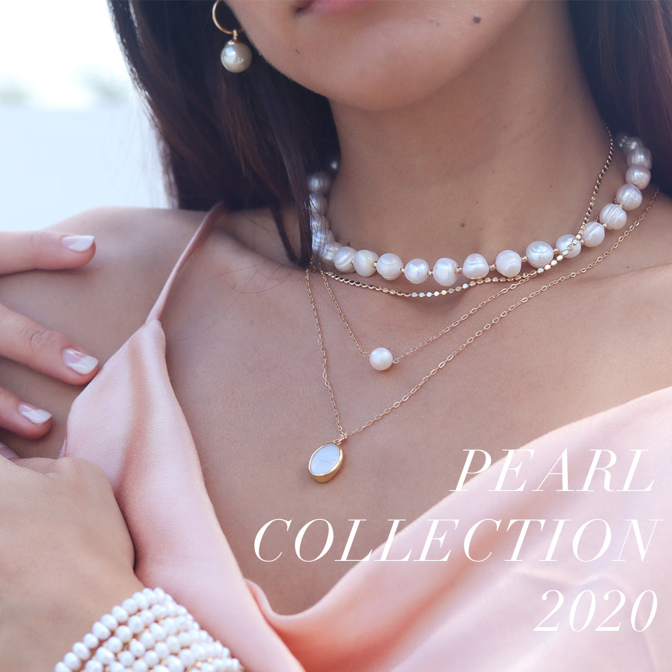 PEARL COLLECTION 2020 LOOKBOOK