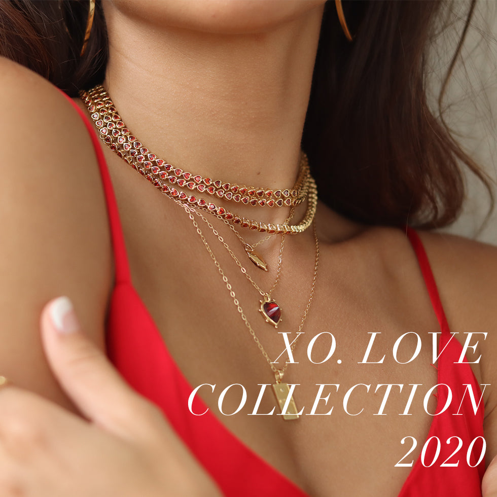 XO. LOVE COLLECTION 2020 LOOKBOOK
