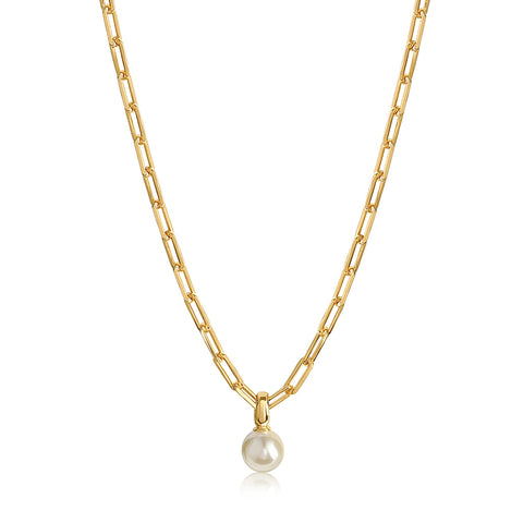 CELINE CHAIN NECKLACE