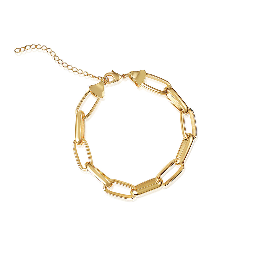 ROSALIA STATEMENT CHAIN BRACELET