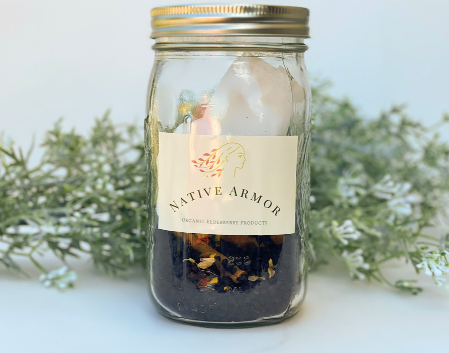 DIY Elderberry Kit -Double Batch
