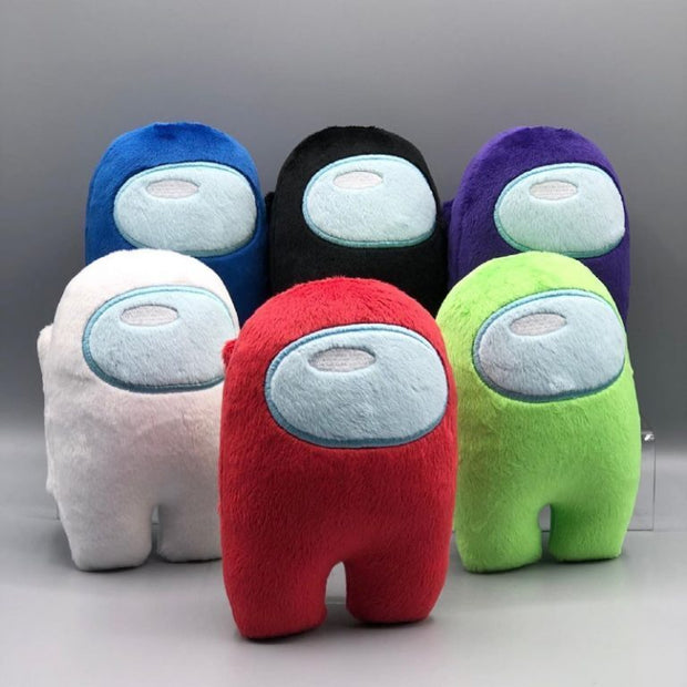 Among Us Plushies