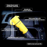 4-in-1 Car Emergency Tool