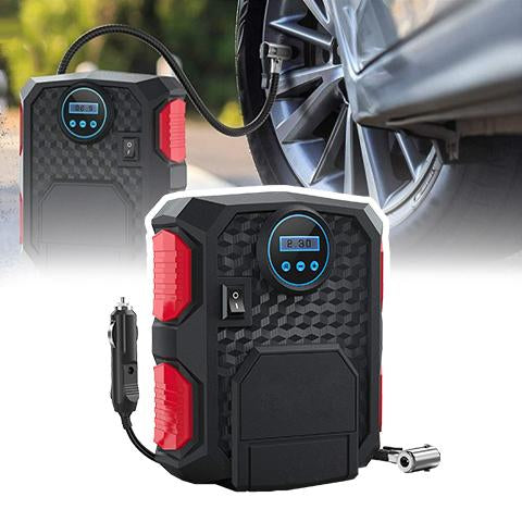 Portable Digital Tire Inflator
