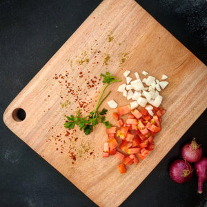 Square Cutting Board - Opaque Studio Cuttingboard