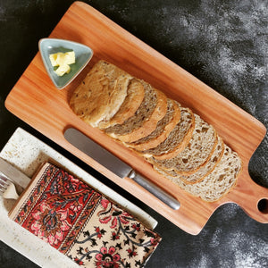 Long Need Wood Cheese & Serving Board - Opaque Studio Cutting & Cheese Board