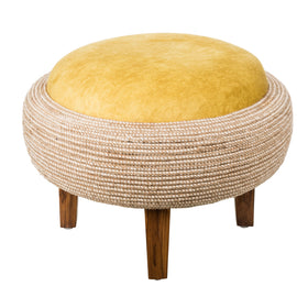 Amber Ottoman + Pert Table (Combo)