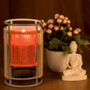 Mirroring Candle Holder - Opaque Studio Candle Holder
