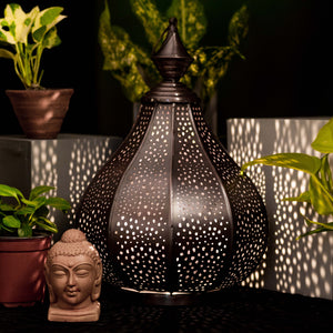 Moroccan Candle Holder - Opaque Studio Candle Holder